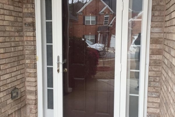 storm doors & Home Burglar Bars | Security Windows | Storm Doors | Medallion ... Pezcame.Com